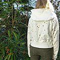 La veste katniss en version courte