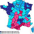1965 - CHARLES DE GAULLE PENSE ETRE RÉÉLU FACILEMENT