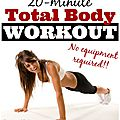 New years day total body workout