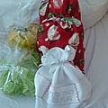 des sacs cadeaux