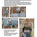 <b>DIY</b> : emballages cadeaux originaux avec des coupons tissus