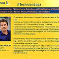 Technion Saga - Dominique Cardon, Professeur à L'université Paris-Est Marne-La Vallée