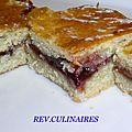 gâteau basque 1
