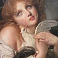 La <b>Volupté</b>, fille de l'Amour et de Psyché