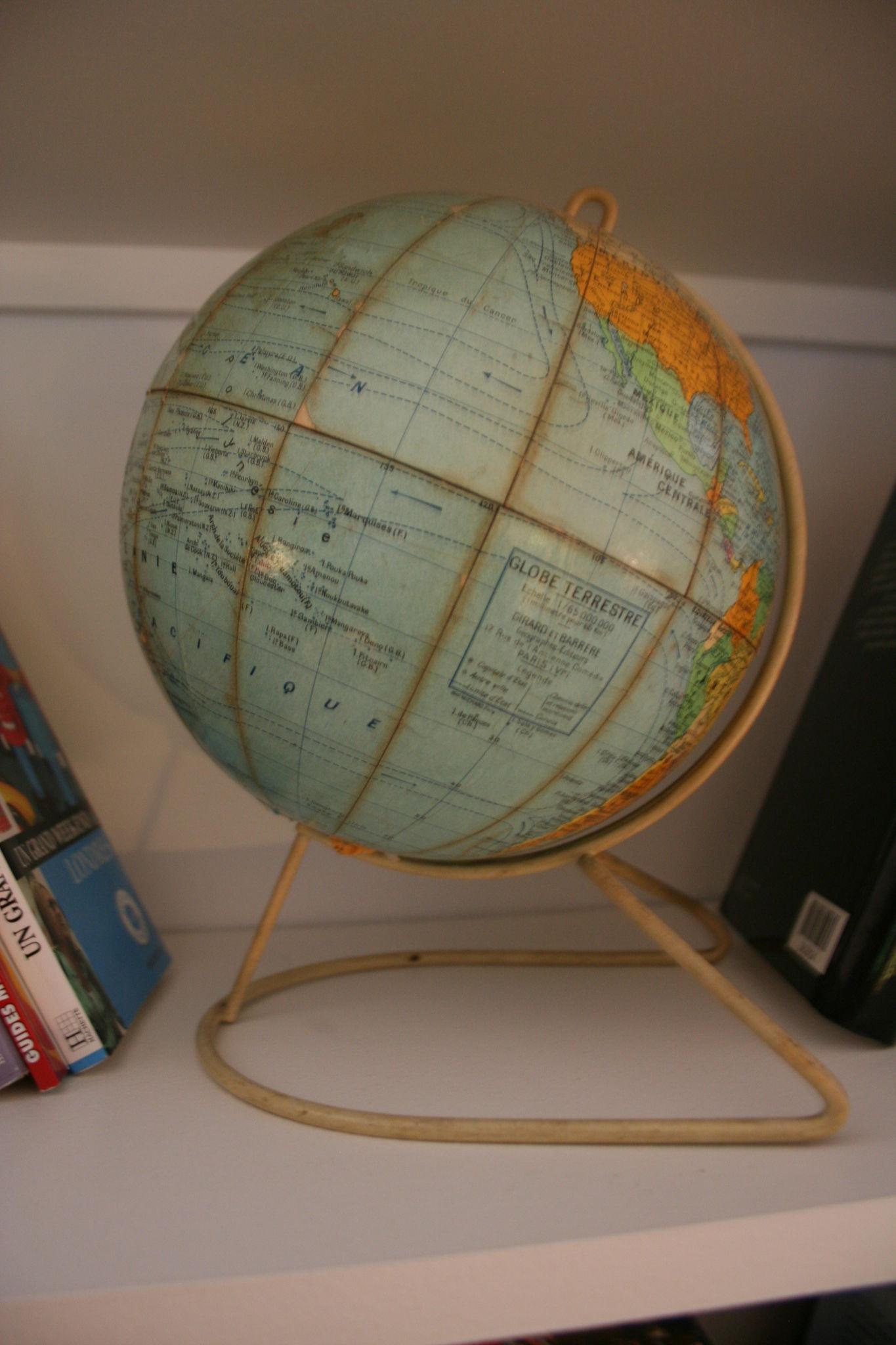 Globe Girard et Barrere