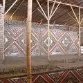 072 Fresques de terre et peintures naturelles, Huaca de la Luna