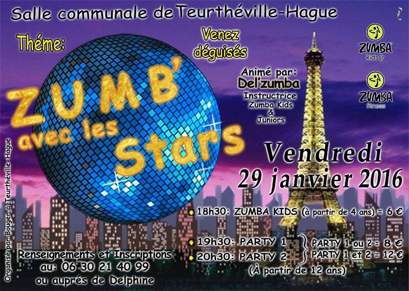 ZUMB'Avec les stars