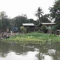 AYUTHAYA : Balade en bateau