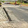 <b>Bafoussam</b> : les chantiers d'entretien routier ont repris