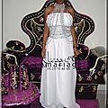 robe <b>kabyle</b> moderne