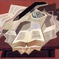 Le livre ouvert_Juan Gris 1925