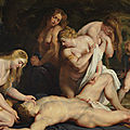 Rubens masterwork featured in illuminating focus exhibition @ the Israel Museum