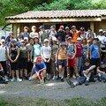 Petite photo de groupe avant le départ pour la randonée