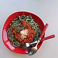 Sauce tomate végéta*ienne