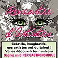 Rencontre d'Artistes Anor