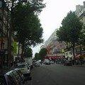 boulevard Haussmann ( Galeries Lafayette)