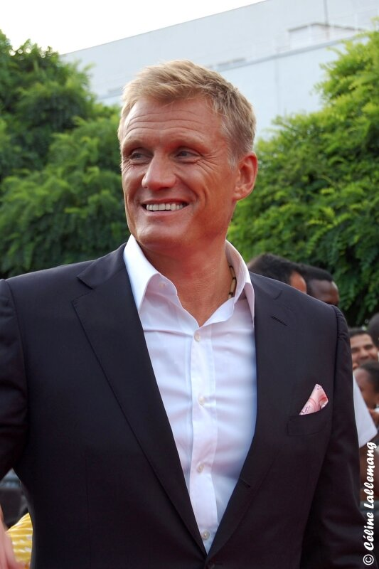 HOLLYWOOD The expendables Lundgren