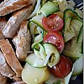 Salade cocorico