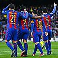 But barcelone vs las palmas résumé vidéos buts (5-0)