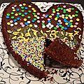 Brownie moelleux nutella coco