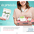 Promotion stampin'up du 15 avril au 30 mai 2013