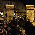 Dans les rues de Gouzangrez