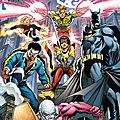 Urban DC Batman Saga 45