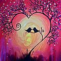 Les <b>oiseaux</b> de l'amour