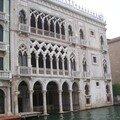 Grand Canal-palais Ca d'Oro