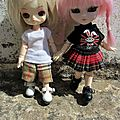 Little Pullip & Little Dal