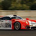 Revoslot: nouvelles versions de la Porsche GT1