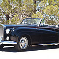 1961 <b>Rolls</b>-<b>Royce</b> <b>Silver</b> <b>Cloud</b> II Drophead Coupe by Mulliner-Park Ward