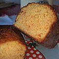 Cake à la confiture