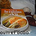 LA BIBLE DE LA CUISINE <b>CHTIMIE</b> DES OURSONS GOURMANDS