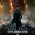 STAR TREK INTO DARKNESS de <b>JJ</b> Abrams