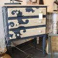 Custhome - Articles de décoration et meubles relookés et customisés