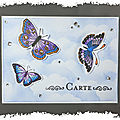 <b>cARTe</b> <b>à</b> <b>secouer</b> : Les papillons animés de Jennifer McGuire