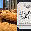 Coup de coeur ! dame farine exquise boulangerie d'art et d'essai (si) gourmande ...