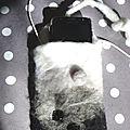 ATELIER CREATIF - sac à téléphone SUITE