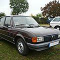 ALFA ROMEO Alfasud 1.3 berline 4 portes 1982 Mannheim (1)