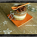 Tiramisu noisette/nutella