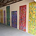Fresque maternelle Bretteville su Laize