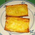 Tartines au Camembert