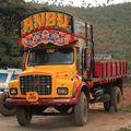 Enième camion décoré