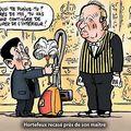 <b>Hortefeux</b> trouve asile à l'Élysée