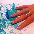 Por onde começar? Colorindo <b>rosáceas</b>! (ou As Belas <b>Rosáceas</b> de Margot) / França
