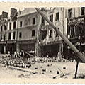 Destruction Calais 1940