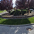 Rond-point à Kennewick (Washington)