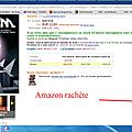 Amazon rachète!