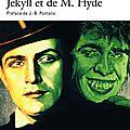 L'étrange cas du docteur jekyll et de m. hyde - robert louis stevenson
